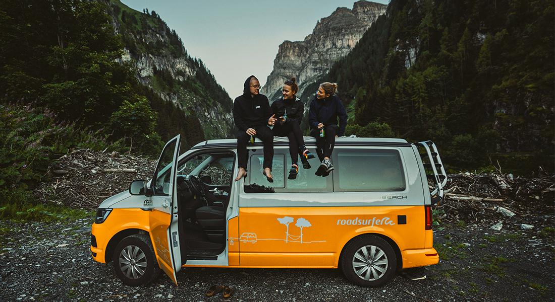 Wohnmobil Fuer 2 Bis 3 Personen Titelbild