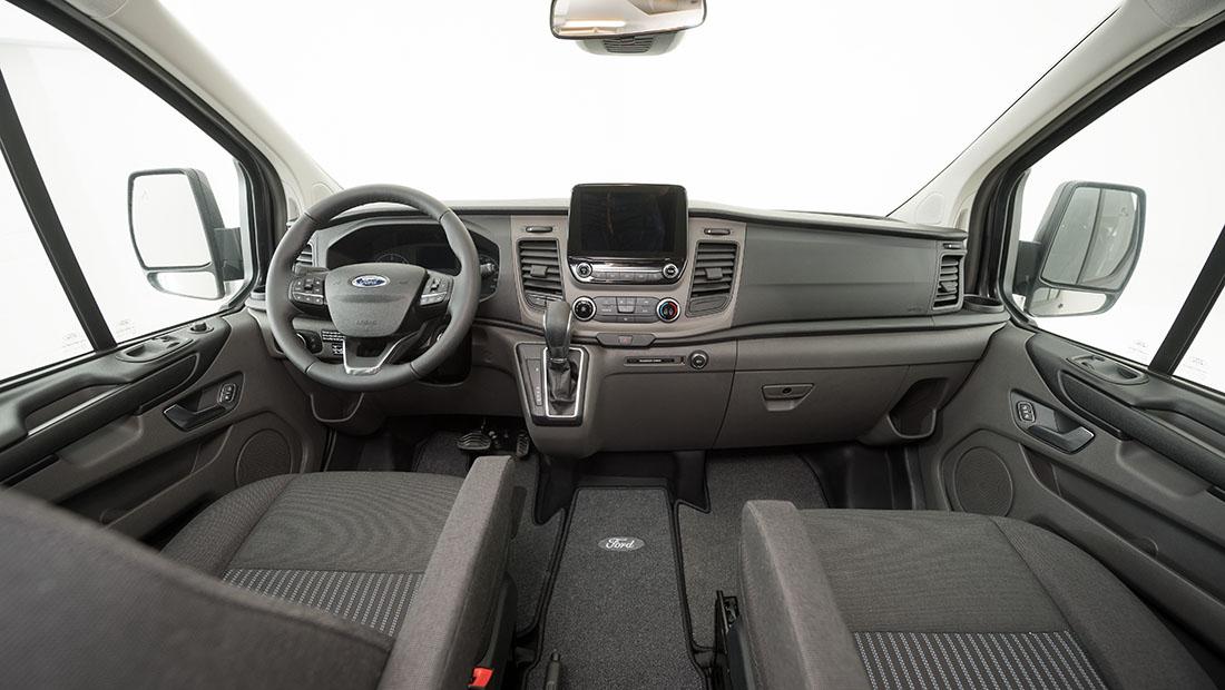 Alquilar Ford Nugget Con Techo Elevable Cabina Conductor