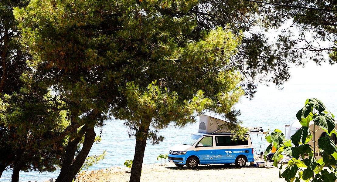 Alquilar Volkswagen California Ocean T6