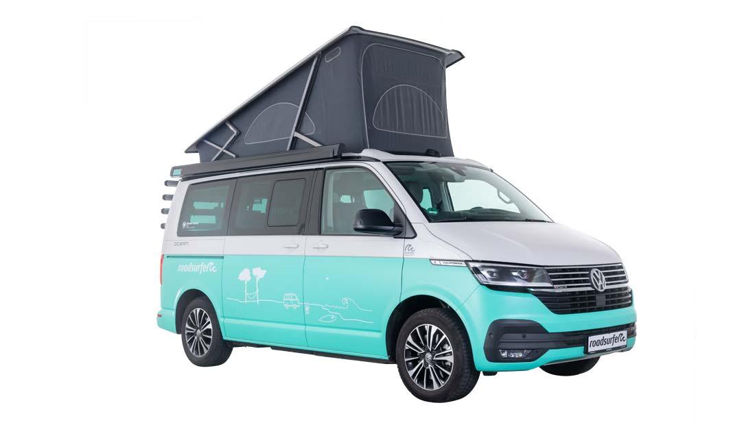 Alquilar VW California Ocean T6.1 Completo