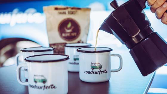 Équipements camping - Tasses de café