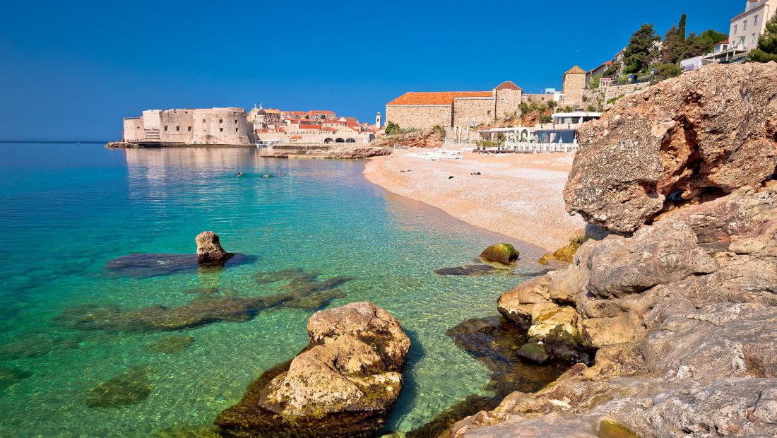 Camping Kroatien Banje Dubrovnik