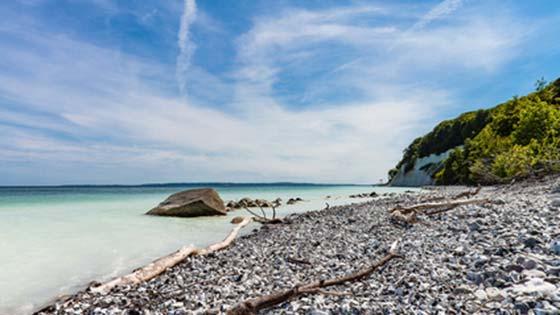 best road trips through Germany coast
