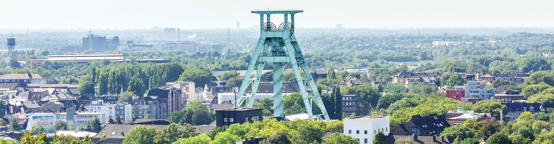 Panorama of Bochum