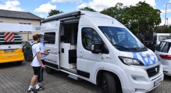 roadsurfer Camper Abholung Rückgabe