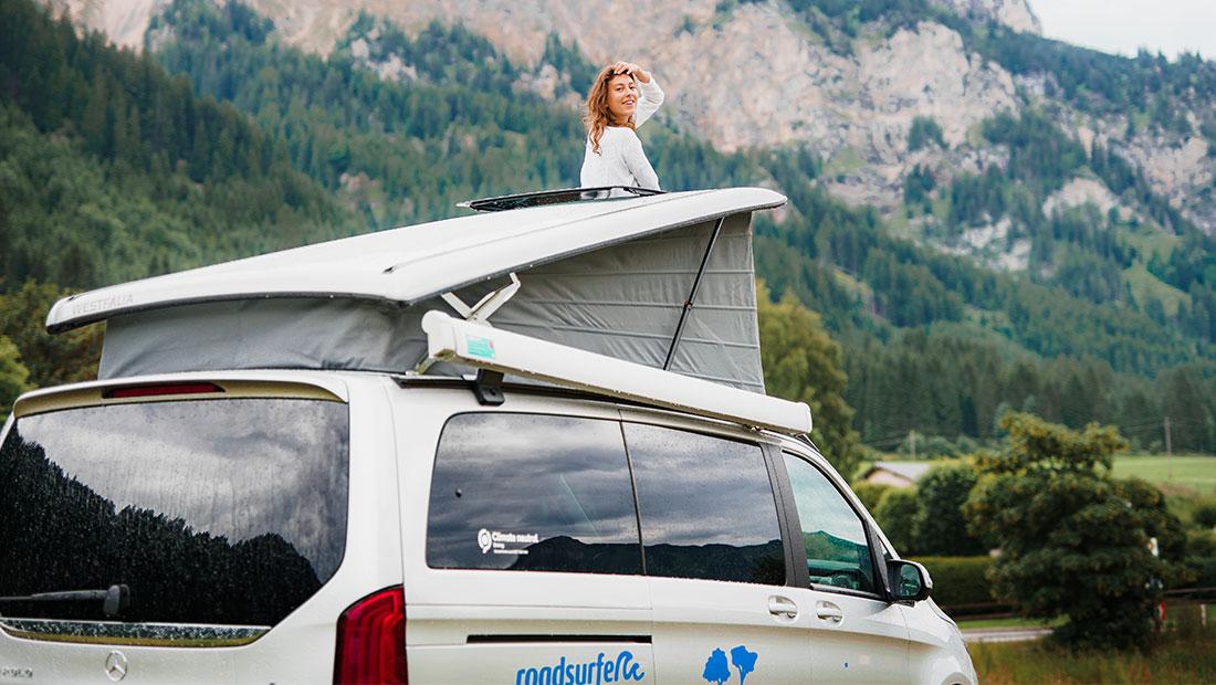Camper Austria
