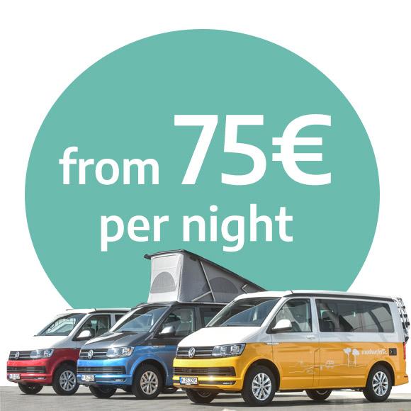 campervan prices