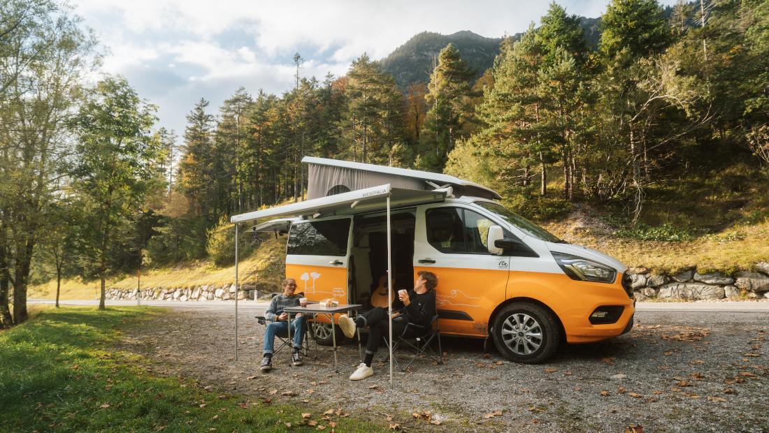 Camper mieten NRW