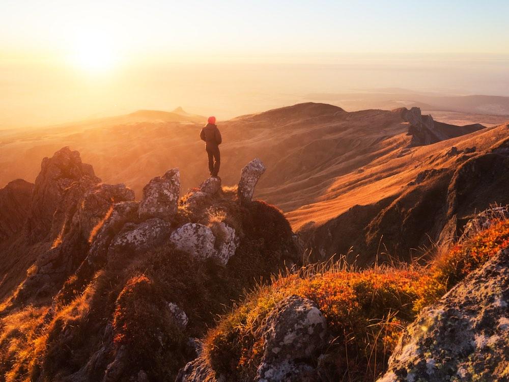 Visiter l'Auvergne en mode camping