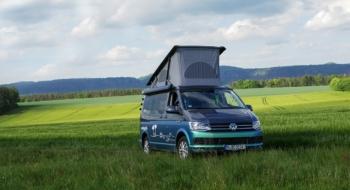 Camping écologique en van roadsurfer
