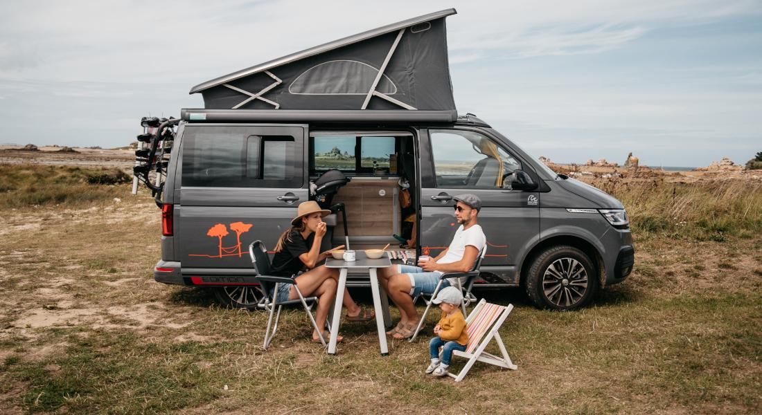 Camping in Belgien