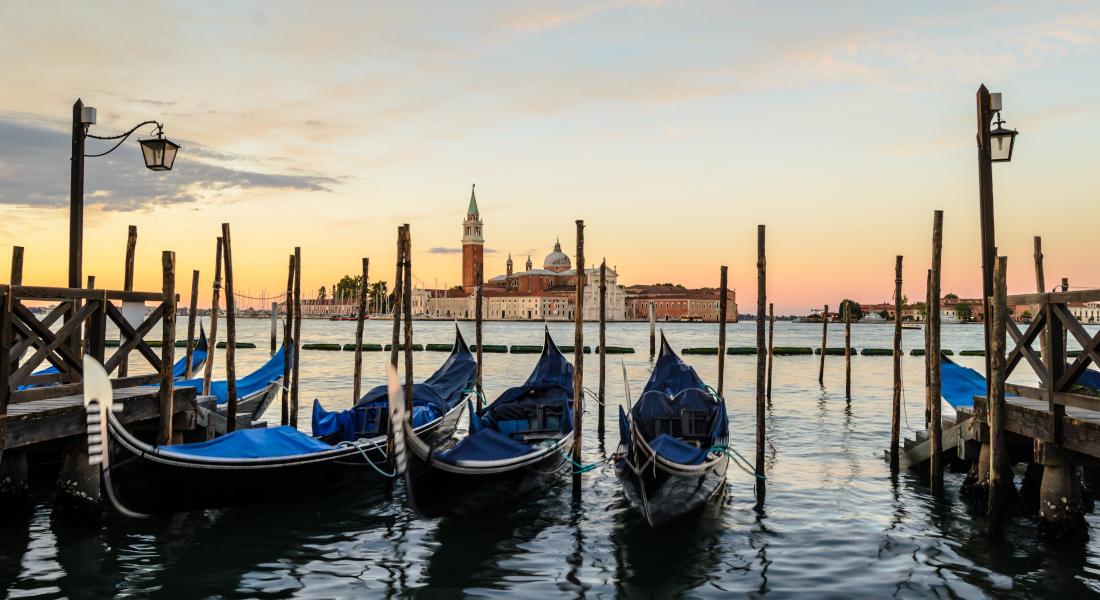 Camping in Italien Venedig