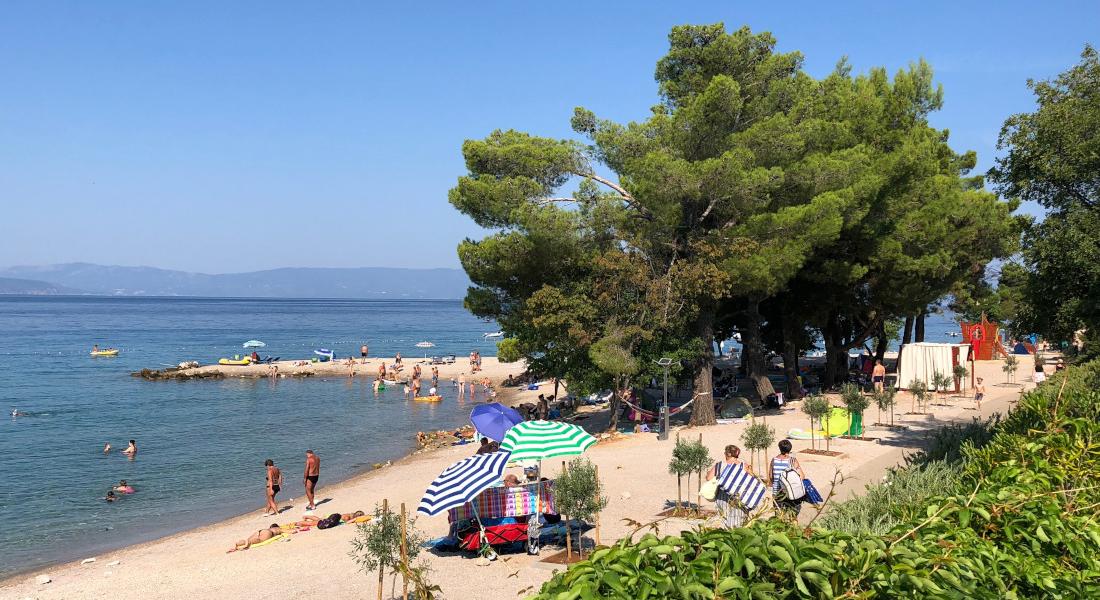 Camping Kroatien Strände