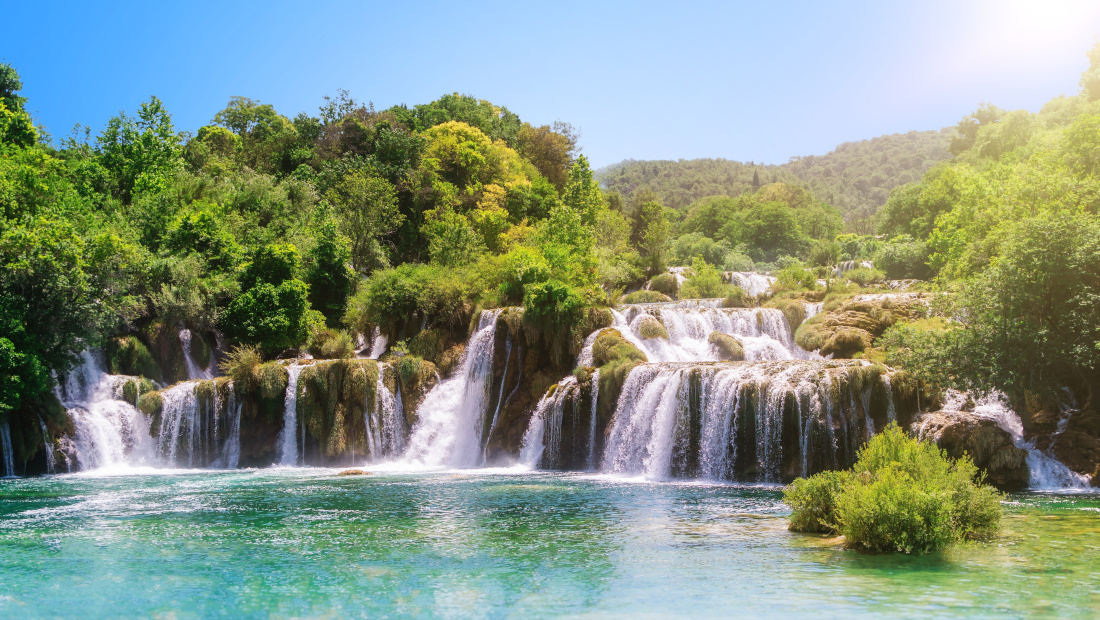 Camping Kroatien Nationalpark Krka