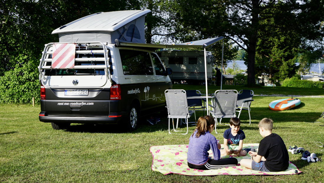 Camping Ostern 2021