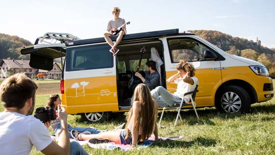 Camping para principiantes