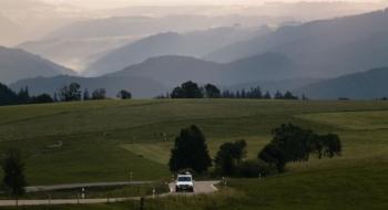 Road trip en camping dans la région Rhône-Alpes