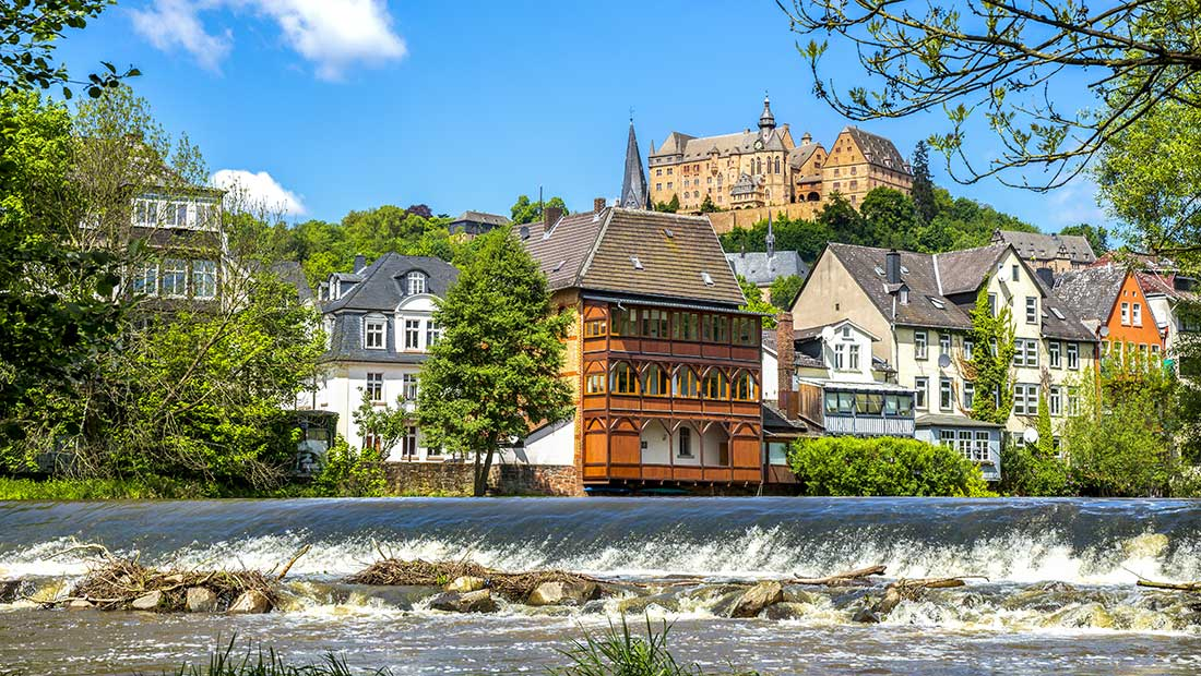 Campingbus mieten Marburg