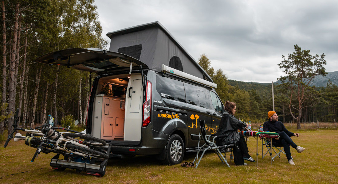Campingplätze in Belgien