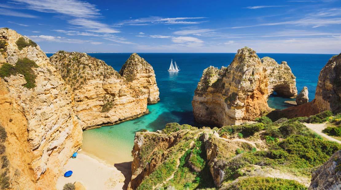 Campings au Portugal : profiter de la plage