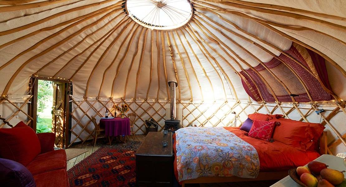 ¿Camping o glamping?