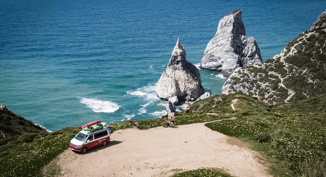 coastal view of Porto