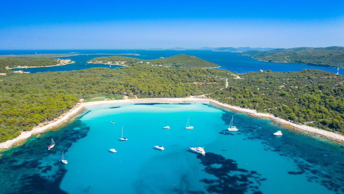 Camping Kroatien Dugi Otok
