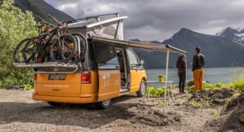 Camping y deporte
