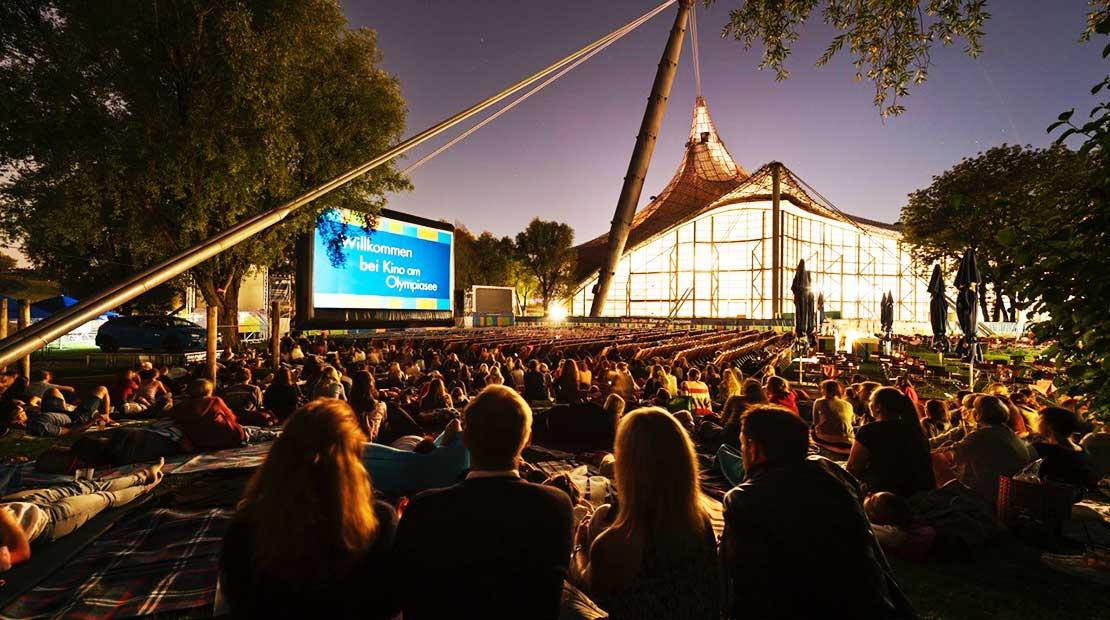 Kino am Olympiasee