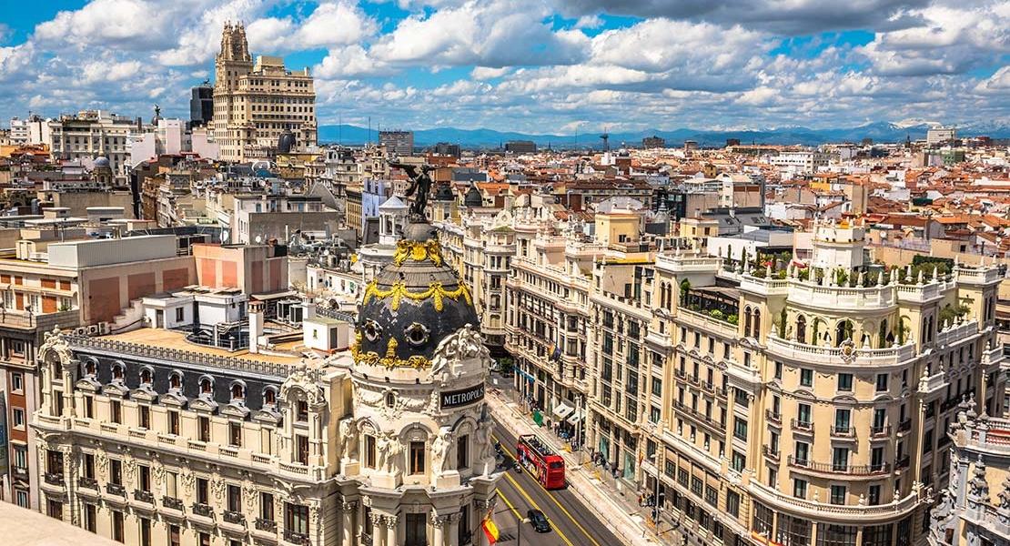 Location d'un campervan en Espagne - Madrid