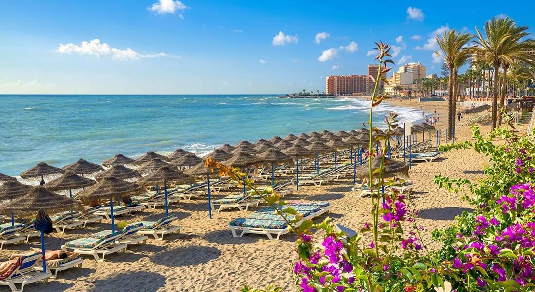 Explorer les plages de Málaga en campervan