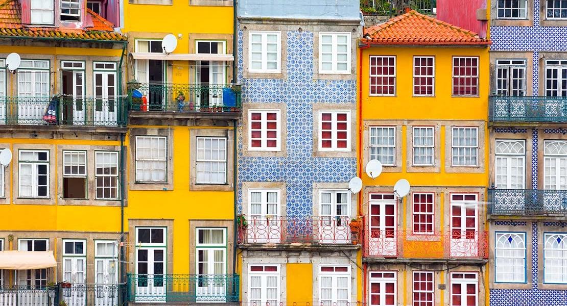 Location d'un campervan au Portugal - Visiter Porto