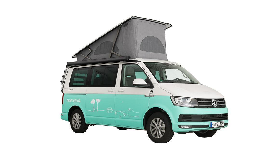 Location de Volkswagen T6 California