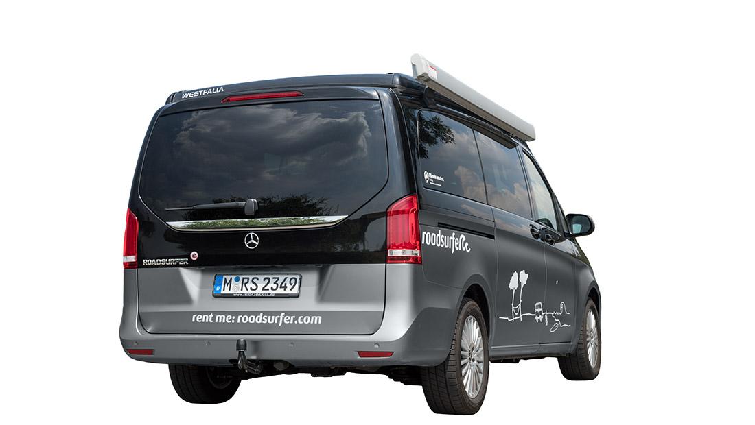 Mercedes Marco Polo Horizon - Westfalia