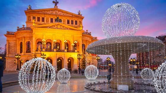 location van amenage francfort Oper Theater