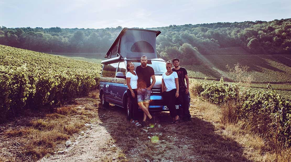 roadsurfer : location de van aménagé Volkswagen California