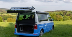 location volkswagen california Beach Hostel Deluxe