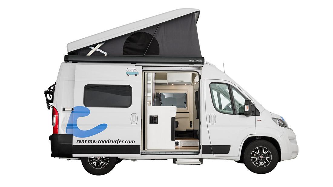 Location camion aménagé Westfalia Columbus 540D