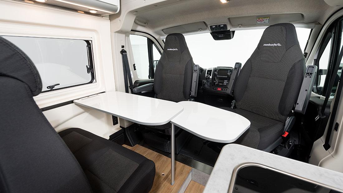 Location d'un camion aménagé Westfalia Columbus 540D