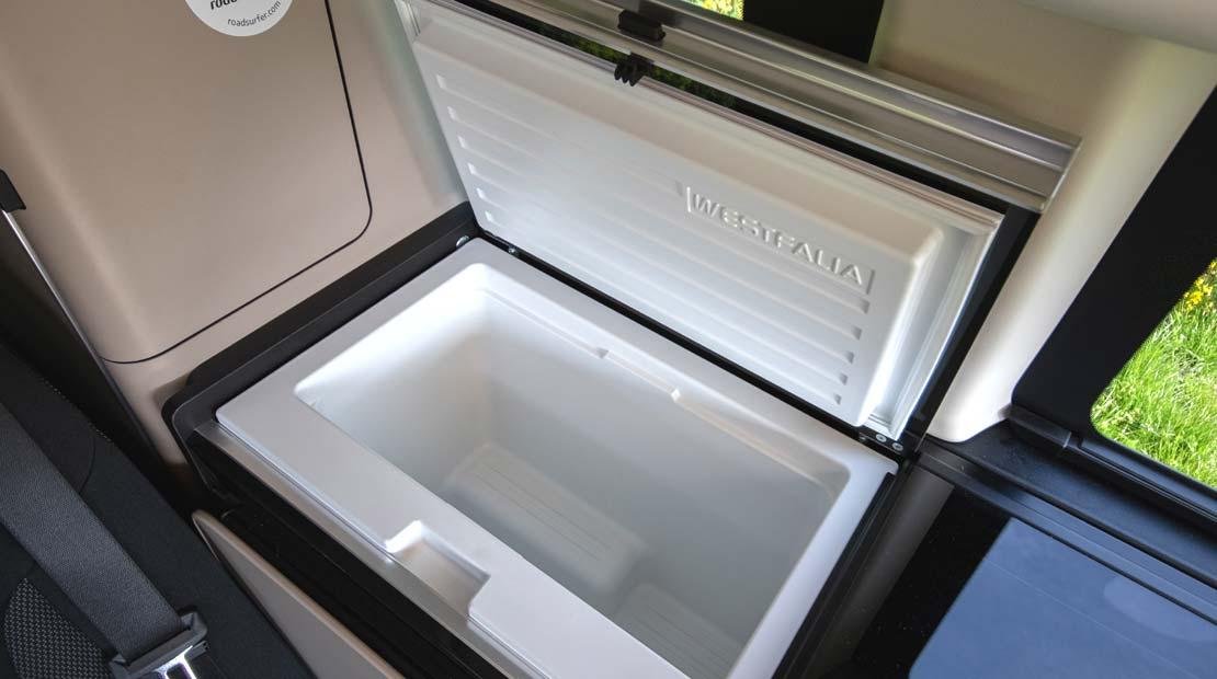 Mercedes Marco Polo fridge