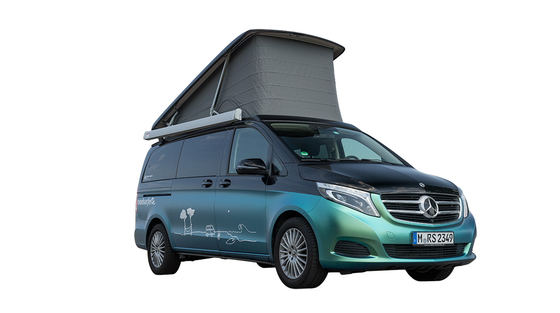 Mercedes Marco Polo camper