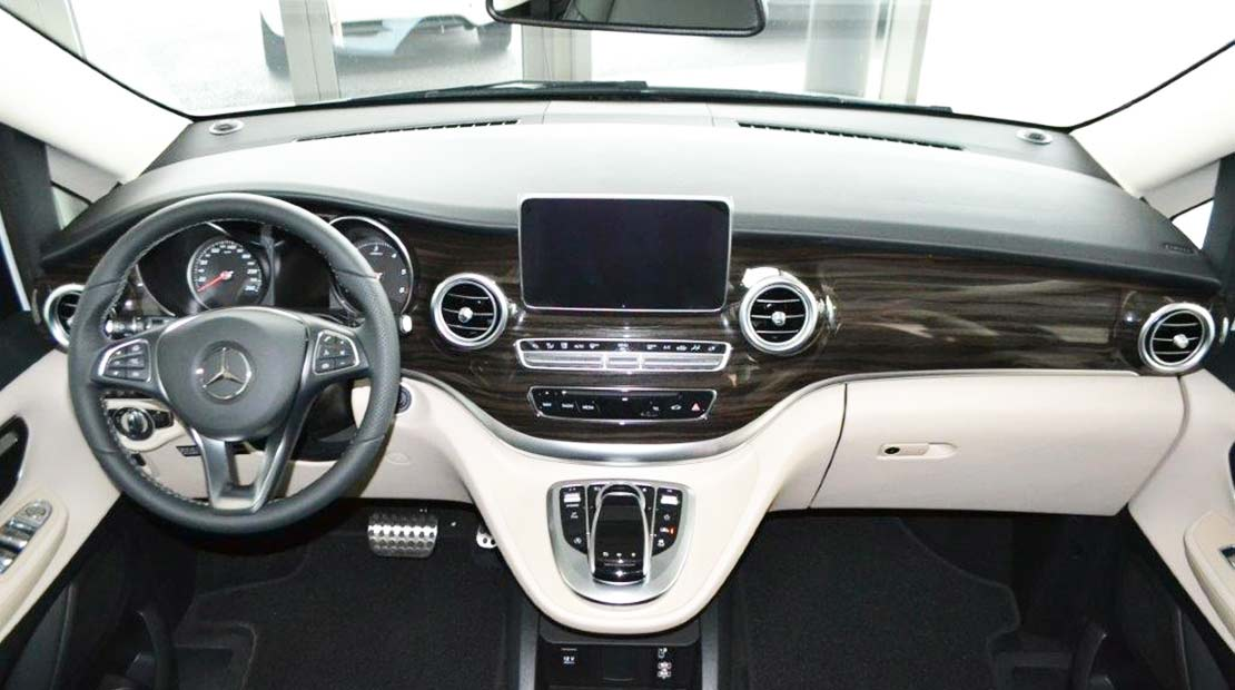 mercedes marco polo hire steering wheel
