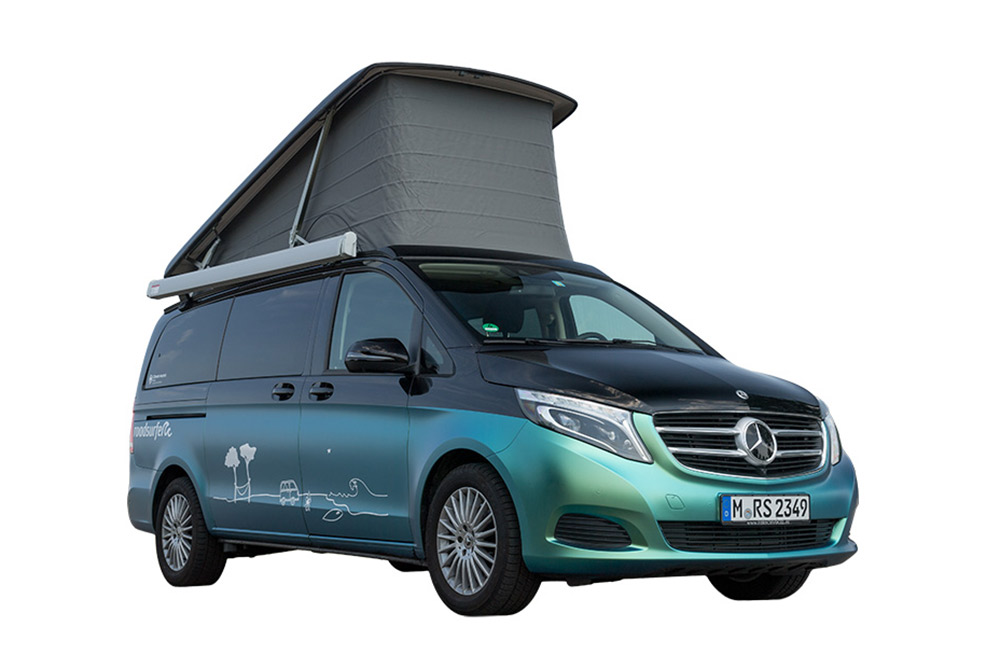 Mercedes Marco Polo hire