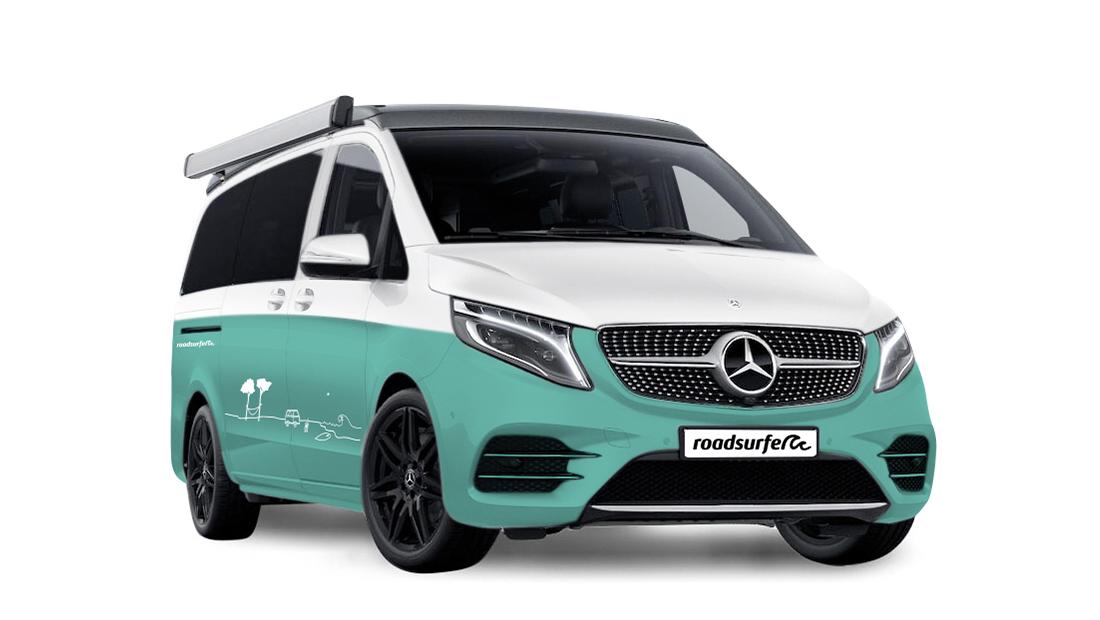 Mercedes Marco Polo Horizon AMG Line 300d