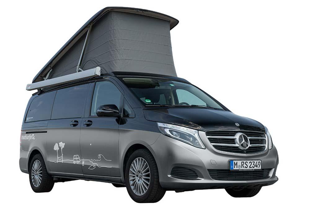 Mercedes Marco Polo Horizon mieten