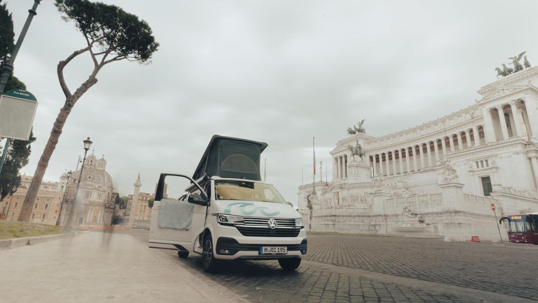 mit dem Wohnmobil nach Italien