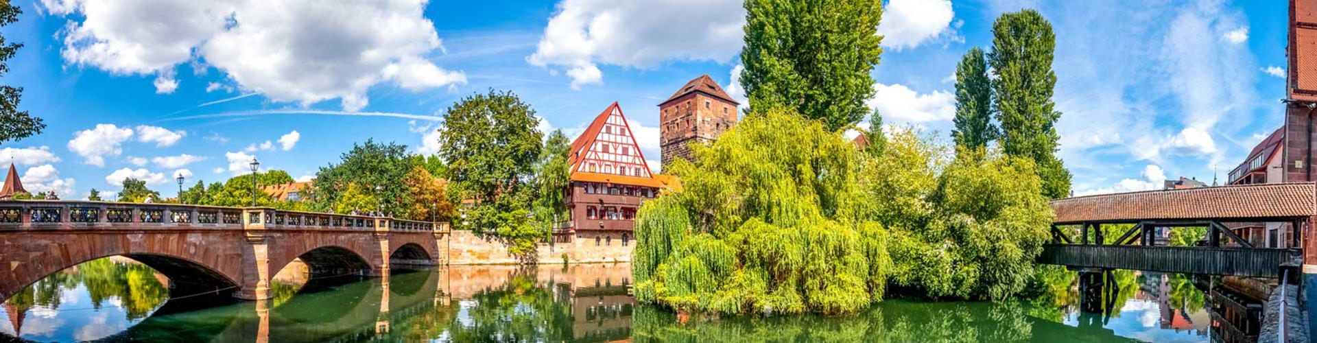 Nuremberg Maxbruecke