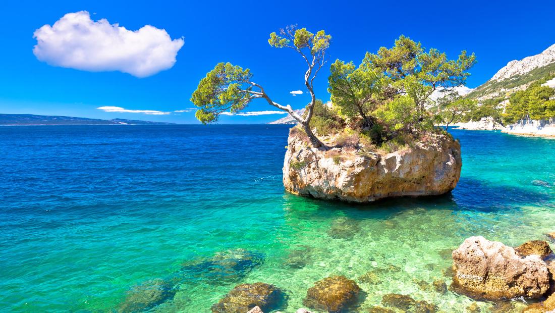 Camping Kroatien Punta Rata Brela