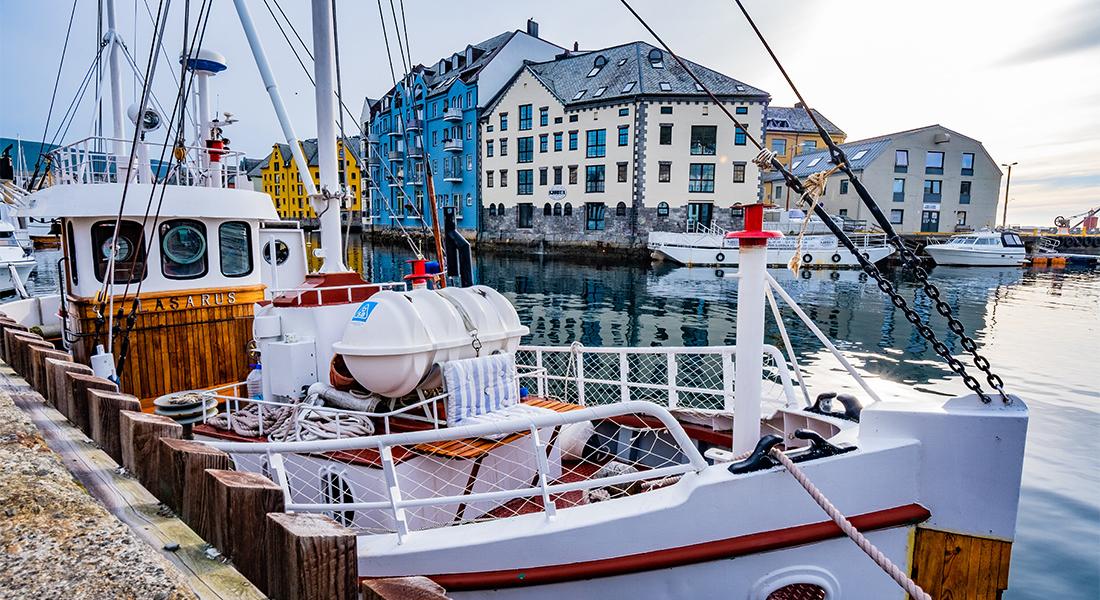 Voyage en van aménagé en Norvège