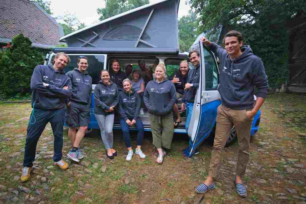 roadsurfer Team Mitarbeiter